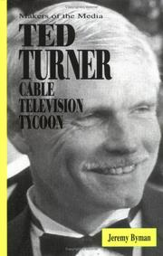 Cover art for TED TURNER