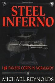 Book Cover for STEEL INFERNO