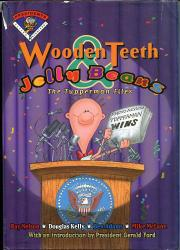 Cover art for WOODEN TEETH AND JELLY BEANS
