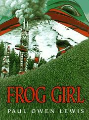 FROG GIRL by Paul Owen Lewis
