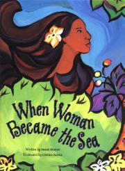 WHEN WOMAN BECAME THE SEA by Susan Strauss