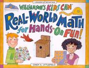 REAL-WORLD MATH FOR HANDS-ON FUN! by Cindy A. Littlefield