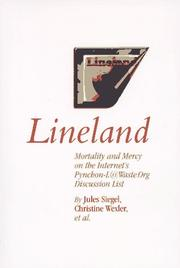 LINELAND by Jules Siegel