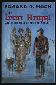 THE IRON ANGEL by Edward D. Hoch