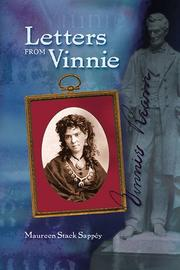 LETTERS FROM VINNIE by Maureen Stack Sappéy