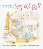 ON THE STAIRS by Julie Hofstrand Larios