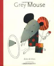 GREY MOUSE by Anke de Vries