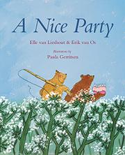 Book Cover for A NICE PARTY