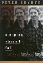 Book Cover for SLEEPING WHERE I FALL