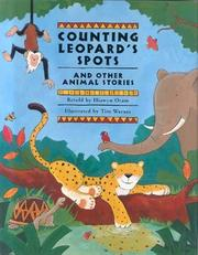 Cover art for COUNTING LEOPARD'S SPOTS