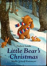 Book Cover for LITTLE BEAR'S CHRISTMAS