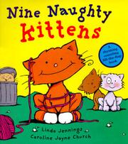 Cover art for NINE NAUGHTY KITTENS