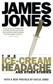 THE ICE-CREAM HEADACHE by James Jones