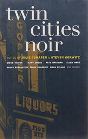 TWIN CITIES NOIR by Julie Schaper