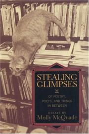 Book Cover for STEALING GLIMPSES