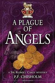 Book Cover for A PLAGUE OF ANGELS