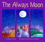 Cover art for THE ALWAYS MOON