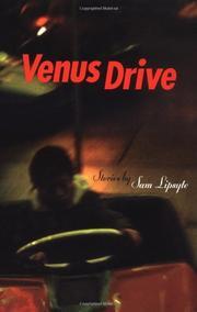 VENUS DRIVE by Sam Lipsyte