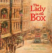 THE LADY IN THE BOX by Ann McGovern