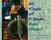 Book Cover for ALL KINDS OF FRIENDS, EVEN GREEN!