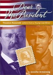 Cover art for THEODORE ROOSEVELT: LETTERS FROM A YOUNG COAL MINER
