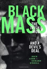 Cover art for BLACK MASS