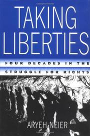 Book Cover for TAKING LIBERTIES