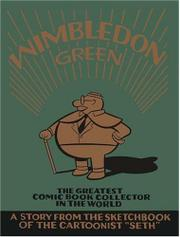 Book Cover for WIMBLEDON GREEN