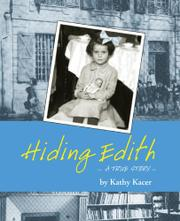Cover art for HIDING EDITH