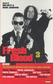 Cover art for FRESH BLOOD 3