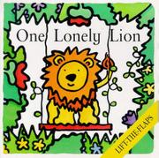 Cover art for ONE LONELY LION