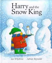 Book Cover for HARRY AND THE SNOW KING