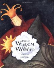 Book Cover for TALES OF WISDOM AND WONDER