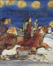 THE BAREFOOT BOOK OF CLASSIC POEMS by Jackie Morris