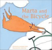 MARTA AND THE BICYCLE by Germano Zullo