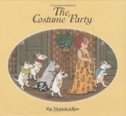 THE COSTUME PARTY by Victoria Chess