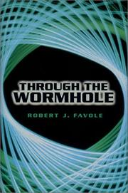 Book Cover for THROUGH THE WORMHOLE