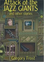 Cover art for ATTACK OF THE JAZZ GIANTS