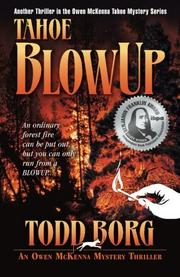 TAHOE BLOWUP by Todd Borg