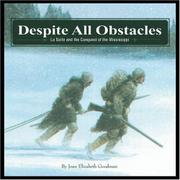 DESPITE ALL OBSTACLES by Joan Elizabeth Goodman