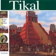 TIKAL by Elizabeth Mann