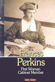 FRANCES PERKINS by Emily Keller