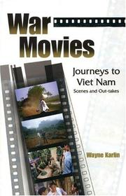 WAR MOVIES by Wayne Karlin