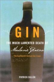 GIN by Patrick Dillon