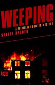 WEEPING by Shelly Reuben