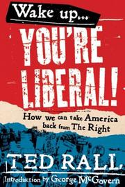 Cover art for WAKE UP, YOU'RE LIBERAL!