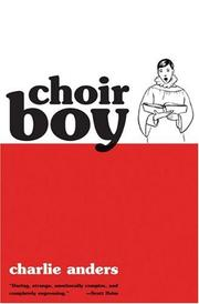 CHOIR BOY by Charlie Anders