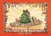 CORGIVILLE CHRISTMAS by Tasha Tudor