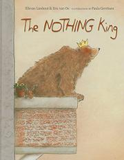 THE NOTHING KING by Elle van Lieshout