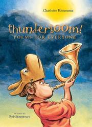 THUNDERBOOM! by Charlotte Pomerantz